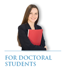 GADE PhD - For doctoral students